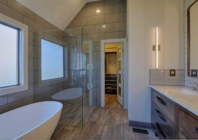 Lenexa Kansas Master Bathroom Remodel